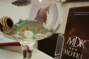 MDK Hotel, Szállodák  Szentpétervár - big - 44