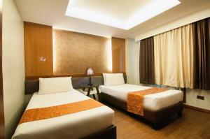 Fernandina 88 Suites Hotel, Szállodák  Manila - big - 2