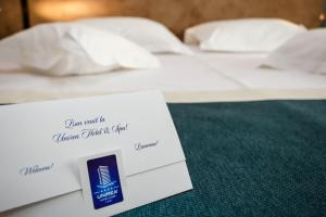 Unirea Hotel & Spa, Szállodák  Jászvásár - big - 16