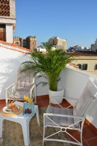 Ahro Suites, Апартаменты  Малага - big - 58