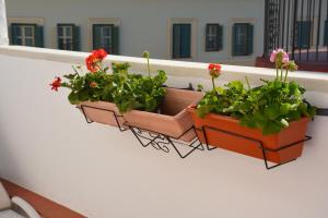 Ahro Suites, Апартаменты  Малага - big - 24