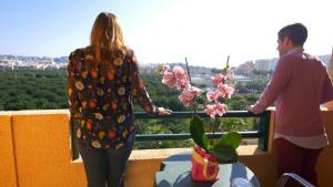 Hotel Victoria Playa, Hotely  Almuñécar - big - 26