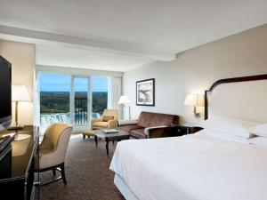 Deluxe King Room with Falls View