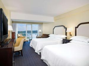 Superior Queen Room with Two Queen Beds and Falls View