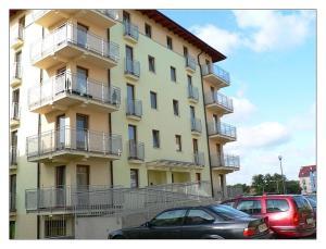 Apartamenty Bryza, Apartments  Świnoujście - big - 12