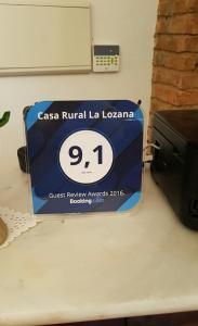Casa Rural La Lozana