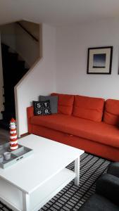 Appartement Hollumerstrand, Apartmány  Hollum - big - 33