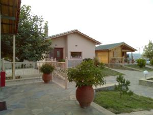 Hotel Aigli, Hotels  Farsala - big - 55