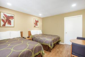 Double Room with Two Double Beds - Non-Smoking