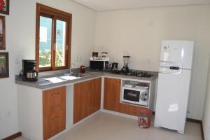 Residencial Dom Afonso II, Апартаменты  Грамаду - big - 11