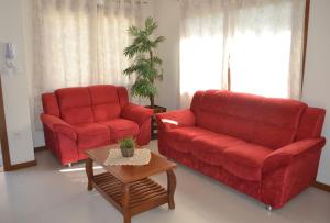 Residencial Dom Afonso II, Апартаменты  Грамаду - big - 9