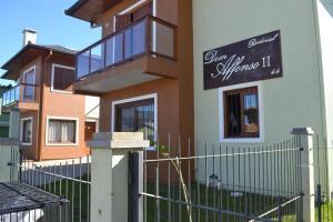 Residencial Dom Afonso II, Апартаменты  Грамаду - big - 8