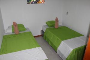 Habitaciones en Medellín (Apartahotel Ferjaz), Гостевые дома  Медельин - big - 30