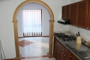 Habitaciones en Medellín (Apartahotel Ferjaz), Гостевые дома  Медельин - big - 119