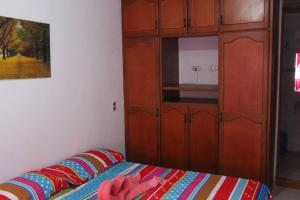 Habitaciones en Medellín (Apartahotel Ferjaz), Гостевые дома  Медельин - big - 135