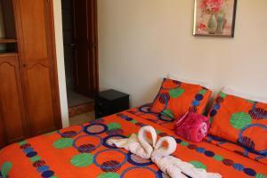 Habitaciones en Medellín (Apartahotel Ferjaz), Гостевые дома  Медельин - big - 81