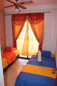 Habitaciones en Medellín (Apartahotel Ferjaz), Гостевые дома  Медельин - big - 26
