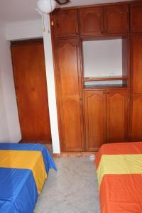 Habitaciones en Medellín (Apartahotel Ferjaz), Гостевые дома  Медельин - big - 25