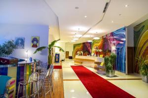 Marshal Garden Hotel, Отели  Бухарест - big - 53