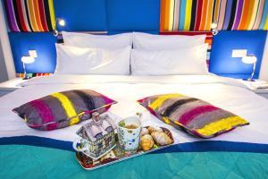 Marshal Garden Hotel, Отели  Бухарест - big - 54