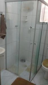 Apto. em Mongaguá, Appartamenti  Mongaguá - big - 7