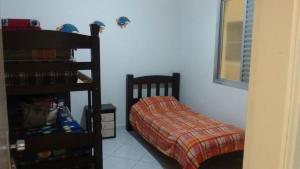 Apto. em Mongaguá, Appartamenti  Mongaguá - big - 6