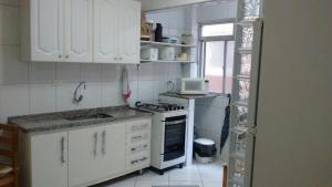 Apto. em Mongaguá, Appartamenti  Mongaguá - big - 5