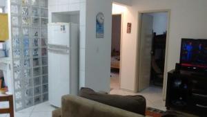Apto. em Mongaguá, Appartamenti  Mongaguá - big - 4