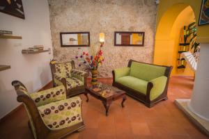 Hotel Casa Tere Boutique, Szállodák  Cartagena de Indias - big - 63