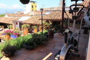 La Serrana Hostal Spa, Hotely  Socorro - big - 38