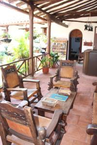 La Serrana Hostal Spa, Hotely  Socorro - big - 41