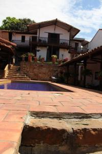 La Serrana Hostal Spa, Hotely  Socorro - big - 35