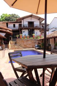 La Serrana Hostal Spa, Hotely  Socorro - big - 31
