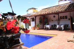 La Serrana Hostal Spa, Hotely  Socorro - big - 33
