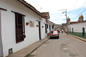 La Serrana Hostal Spa, Hotely  Socorro - big - 36