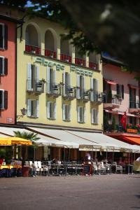 Piazza Ascona Hotel & Restaurants, Hotely  Ascona - big - 31