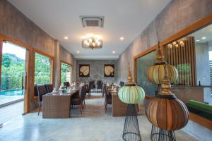Romantic Residence Khaoyai, Hotely  Mu Si - big - 21