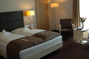 Best Western Plus Hotel LanzCarré, Hotels  Mannheim - big - 13