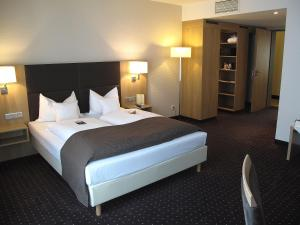 Best Western Plus Hotel LanzCarré, Hotels  Mannheim - big - 14