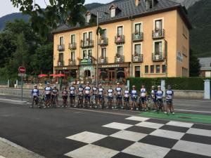 Hôtel Oberland, Hotels  Le Bourg-d'Oisans - big - 35