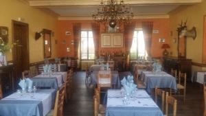 Hôtel Oberland, Hotels  Le Bourg-d'Oisans - big - 32