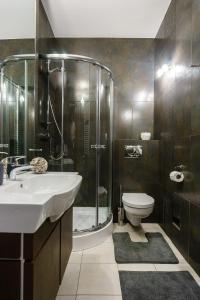 Dom & House - Apartamenty Monte Cassino, Apartmány  Sopoty - big - 27