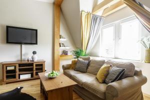 Dom & House - Apartamenty Monte Cassino, Apartmány  Sopoty - big - 30