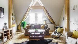 Dom & House - Apartamenty Monte Cassino, Apartmány  Sopoty - big - 34