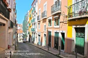Akicity Bairro Alto In, Apartmány  Lisabon - big - 2