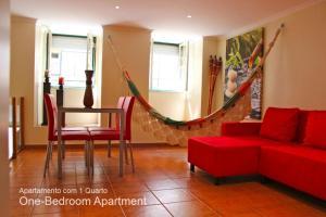 Akicity Bairro Alto In, Apartmány  Lisabon - big - 12