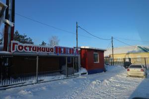 Гостиница Neva