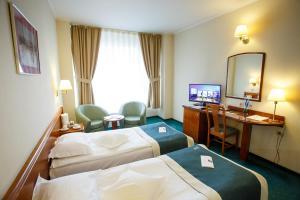 Unirea Hotel & Spa, Szállodák  Jászvásár - big - 5