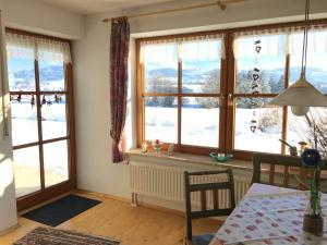 Ferienwohnung Rottachseeblick in Moosbach, Apartments  Sulzberg - big - 1