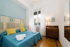 Domus Claudia, Апартаменты  Рим - big - 8